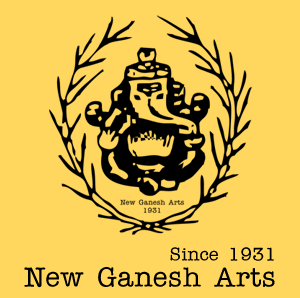 New Ganesh Arts Logo